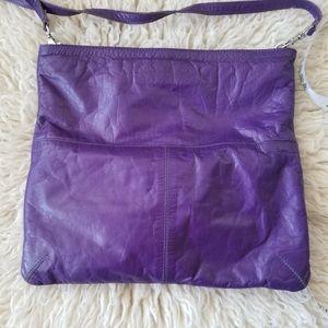 RUDSAK clutch/shoulder purple bag